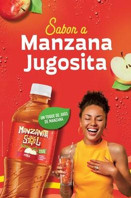 Manzanita Sol promueve creatividad en lugares públicos.