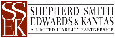 Shepherd Smith Edwards & Kantas LLP.