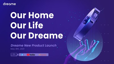 """With the theme of """"Our Home, Our Life, Our Dreame"""", Dreame Technology to launch the next generation smart home cleaning products"""