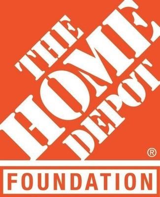 The Home Depot Foundation Logo