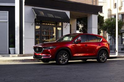 Mazda informa sus resultados de ventas de julio (PRNewsfoto/Mazda North American Operations)